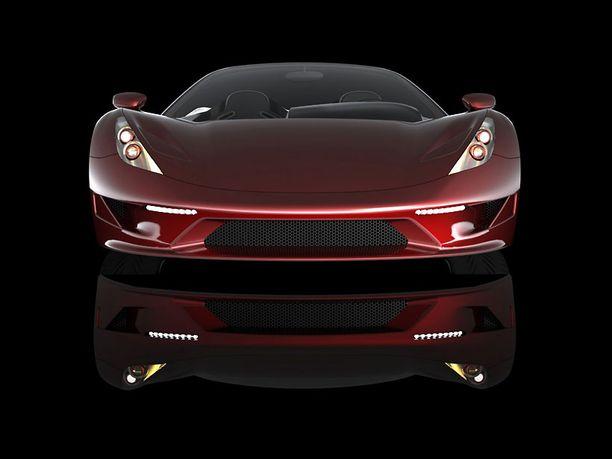 Onko nopea auto aina Ferrarin näköinen?