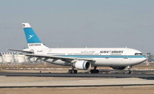 Kuwait Airways on Royal Jordanianin ohella tuorein lentoyhtiö, jota koskeva läppärikielto Yhdysvaltoihin suuntaavilla lennoilla on purettu.