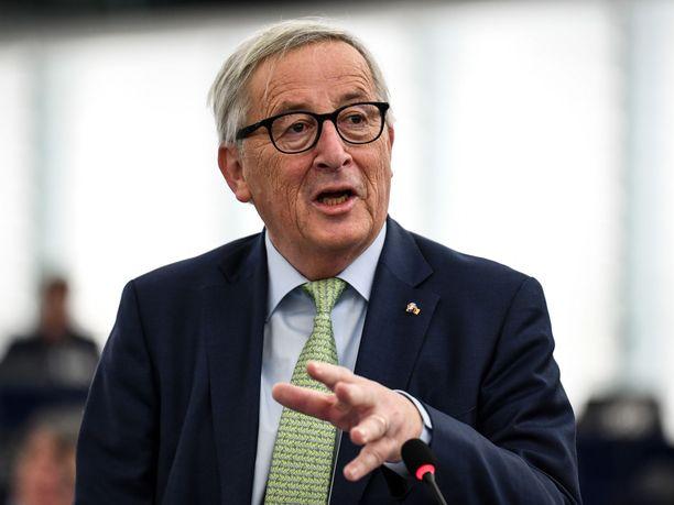 Euroopan komission puheenjohtaja Jean-Claude Juncker pitää Britannian sopimuksetonta eroa parlamentin äänestyksen jälkeen entistä todennäköisempänä.