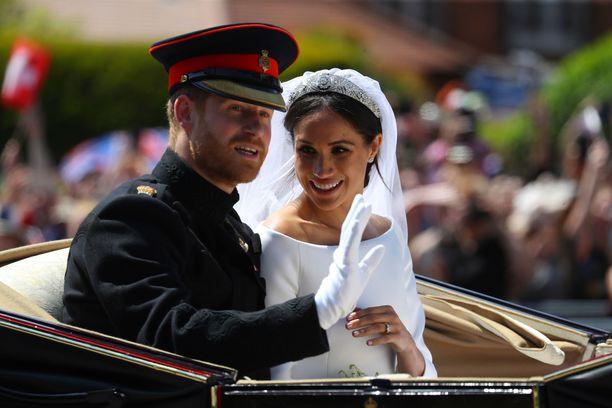 Herttuatar Meghanin ja prinssi Harryn häistä on vain seitsemän kuukautta, mutta kohuja on riittänyt.