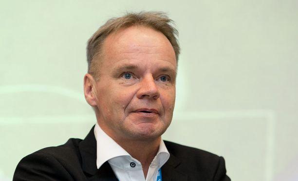 Juha Malinen seuraa Belgian otteita MM-Brasiliassa.