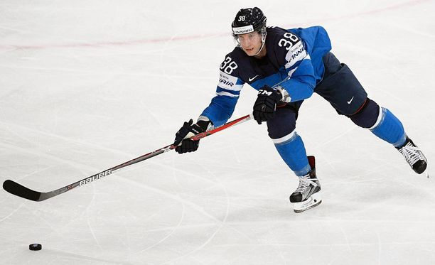 Juuso Hietasta ei nähdä Leijonien riveissä Tanskan MM-kisoissa.