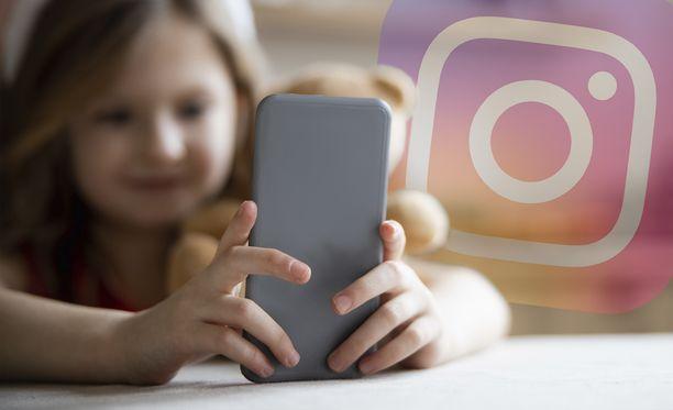 Facebook kehittää lasten omaa Instagramia.