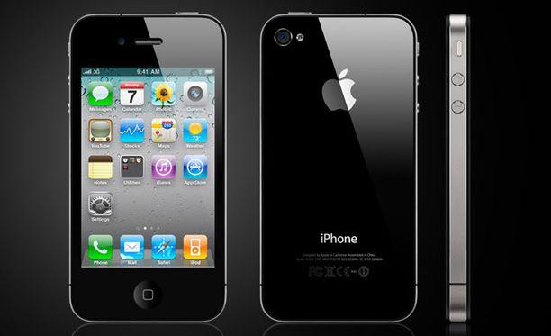 iPhone 4:n ulkoasu on kokenut selviä uudistuksia