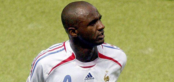 Patrick Vieira ehti pelata Juventuksen paidassa vain kauden.