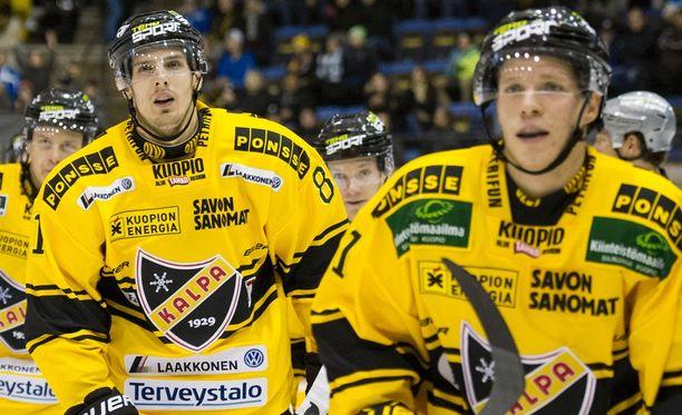 Janne Keränen teki kauden 18:nnen maalinsa.