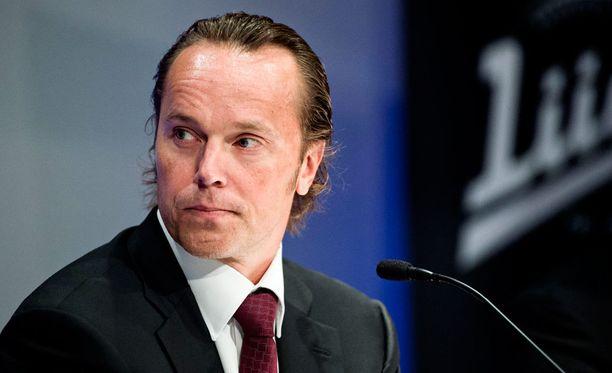 Kimmo Ranniston mukaan hän ei ole saanut varoitusta Liigalta.