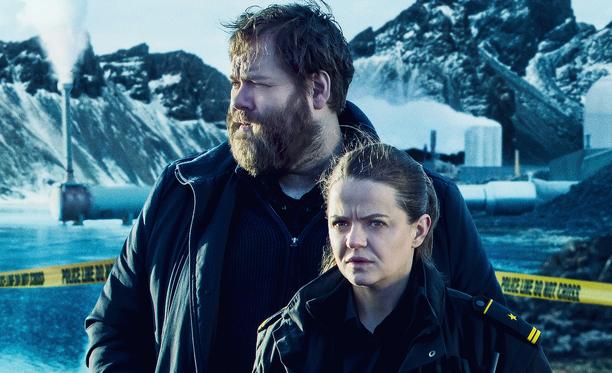 Andria näyttelee Ólafur Darri Ólafsson ja Hinrikaa Ilmur Kristjánsdóttir.
