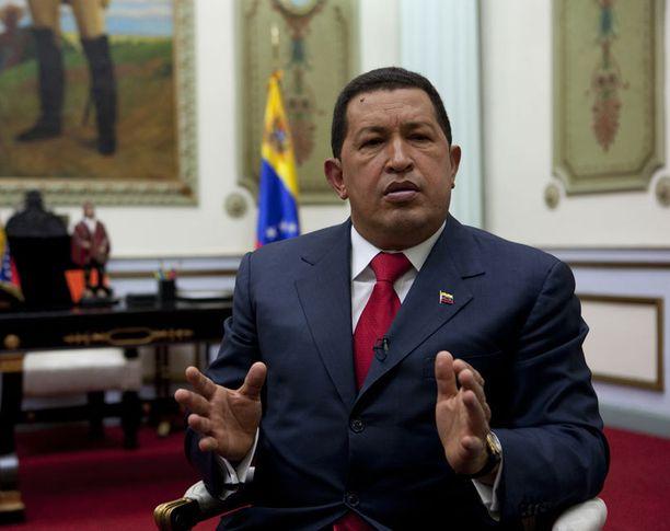 Hugo Chavez jakaa mielipiteitä.