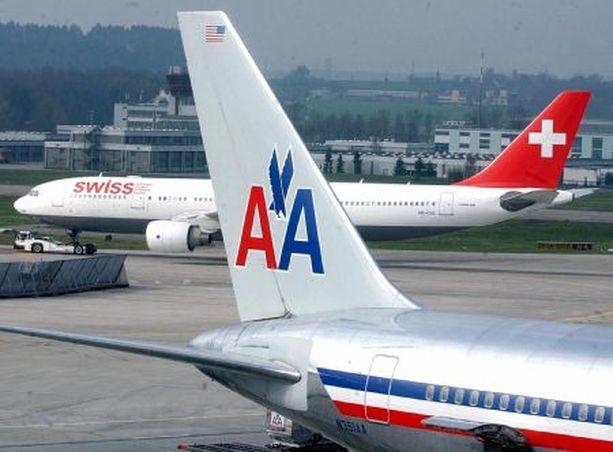 Lähes tyhjä American Airlinesin kone aiheutti lennollaan 43,2 tonnin hiilidioksidipäästöt.