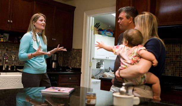 Emma Jenner peräänkuuluttaa johdonmukaisuutta jokaisen perheen kanssa.