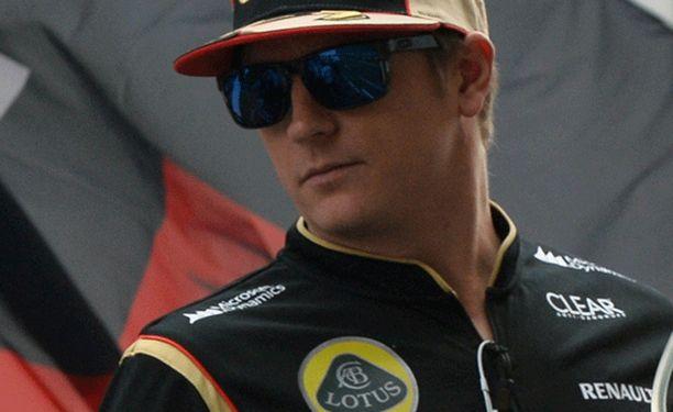 Kimi Räikkönen ei ole saanut palkkaansa.