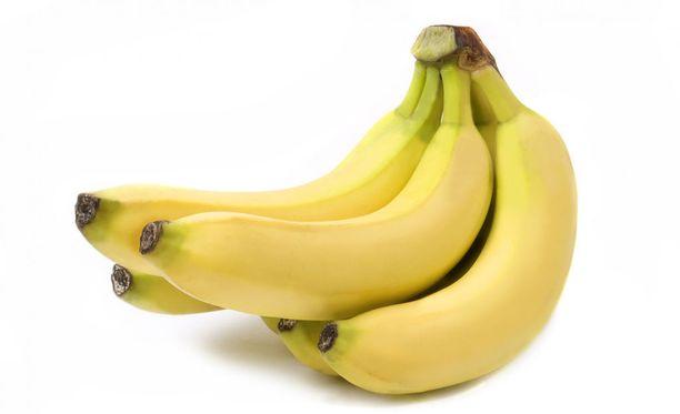 Lempeän makuinen banaani voi antaa virtsalle poikkeavan tuoksun.