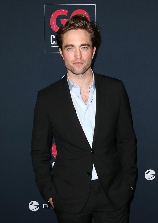 Robert Pattinson on sairastunut koronaan.