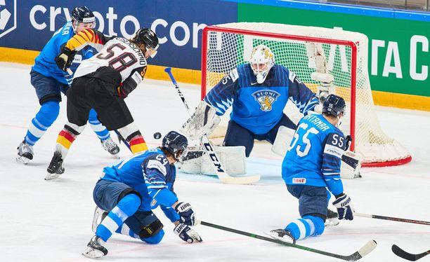 Suomi pelaa omat MM-kisapelinsä Tampereella.