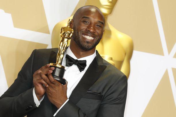Kobe Bryant on kunnostautunut koripallouran jälkeen tarinankertojana.