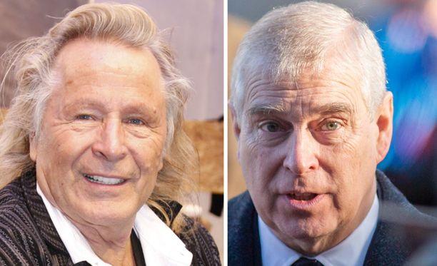 Peter Nygårdin ja prinssi Andrew'n takavuosien ystävyys nousi otsikoihin Nygårdia kohdanneiden tuoreiden syytösten vuoksi.