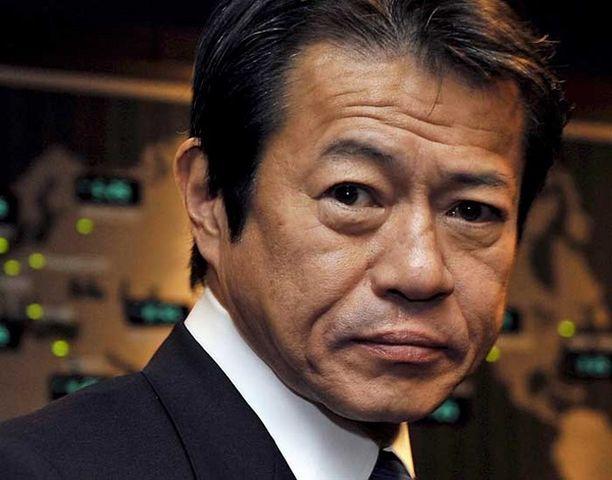 Ex-ministeri Shoichi Nakagawa esiintyi sekavana G7-kokouksessa Roomassa.