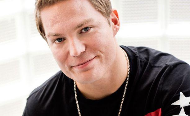 Cheek on vuoden kuunnelluin artisti Suomen Spotifyssa.