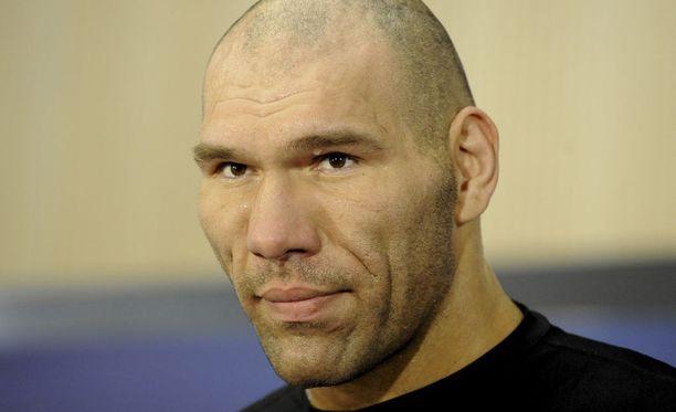 Nikolai Valujevin nyrkkyilyura päättyi uran toiseen tappioon vuonna 2009.