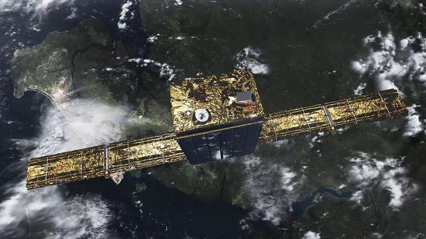 ICEYE laukaisi perjantaina maailman ensimmäisen alle 100 kilon SAR-satelliitin kiertoradalle.