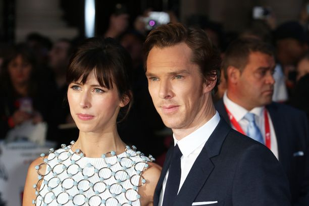 Sophie Hunter ja Benedict Cumberbatch.