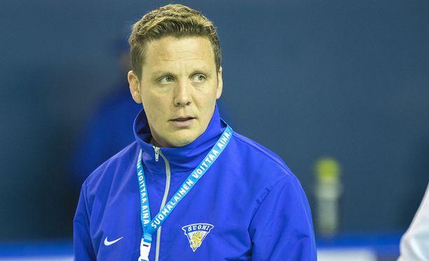 Lauri Marjamäki on saanut rutkasti kritiikkiä ensimmäisellä kaudellaan maajoukkueen peräsimessä.
