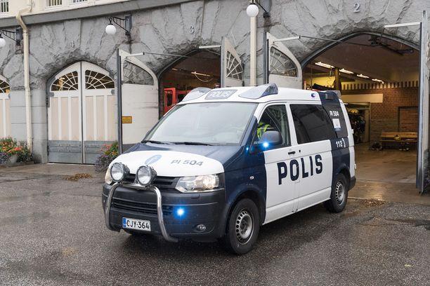 Itä-Suomen poliisilla on riittänyt puuhaa lämpimistä keleistä johtuen. Kuvituskuva.
