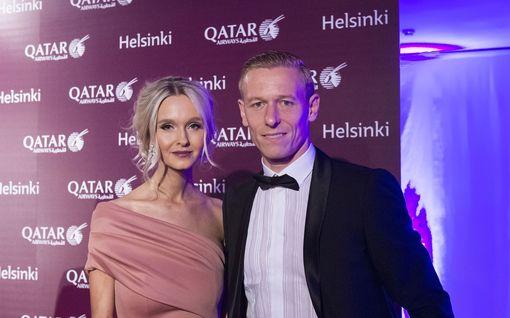 Metti ja Mikael Forssell kuin vastarakastuneet – yhteistä taivalta takana jo kahdeksan vuotta