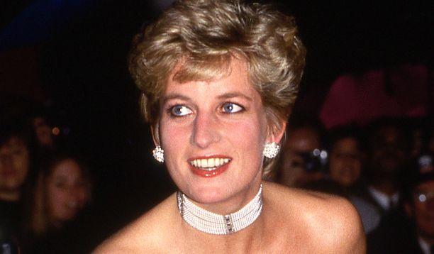 Prinsessa Diana rakasti joulua.