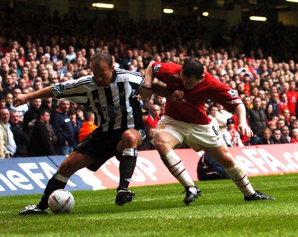 Alan Shearer ja Wayne Rooney