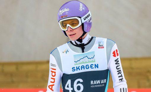 Andreas Wellinger sijoittui kolmanneksi Norjan mäkikiertueella.