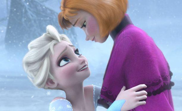 Elsalla ja Annalla on kuin onkin salattu veli.