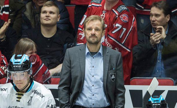 Petri Matikaisen Pelicans on ollut yllättävän viheliäs vastustaja HIFK:lle.