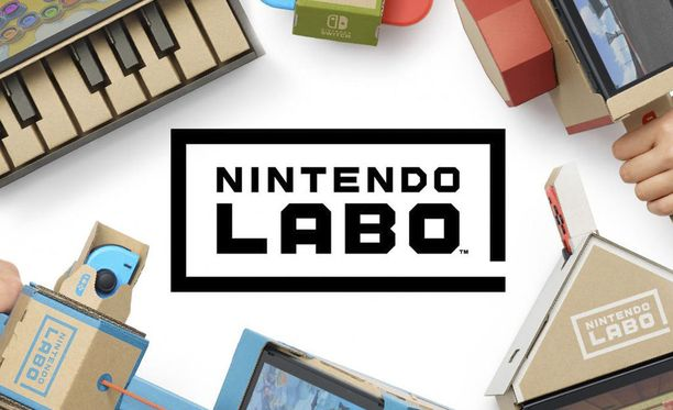 Labo-tuotesarja julkaistaan huhtikuussa.