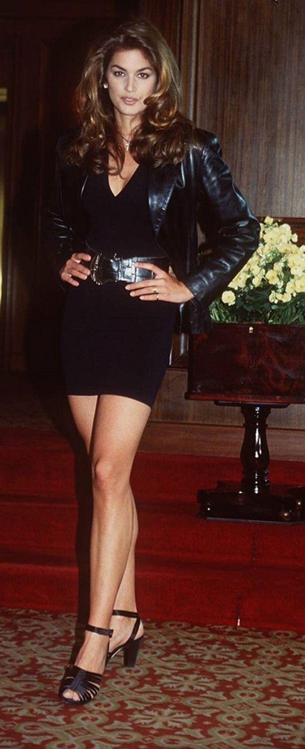 Tyylinäyte vuodelta 1993.