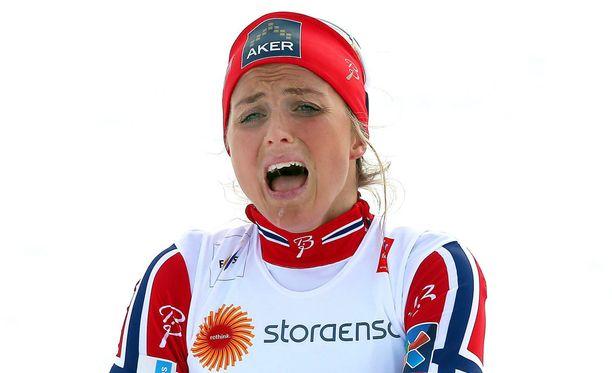 Therese Johaugin dopingkäryn käsittely eteni tänään, kun hänet määrättiin väliaikaiseen kilpailukieltoon.