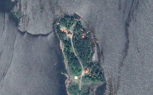 Venäläiskanava: Kauppaneuvos Sellgrenin jugend-huvila Viipurinlahdella on nykyään yksi Putinin lomapaikoista