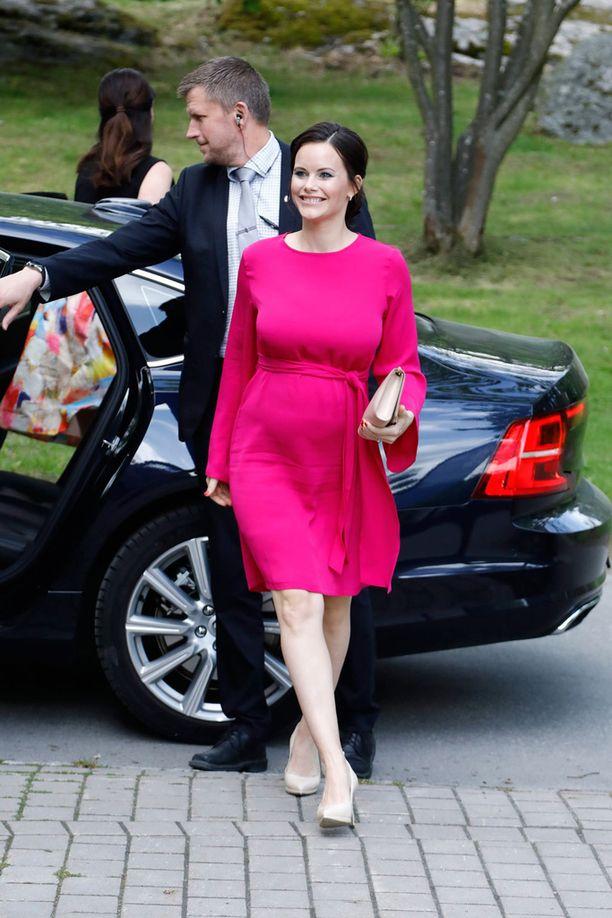 Prinsessa Sofian laskettu aika on syyskuussa.