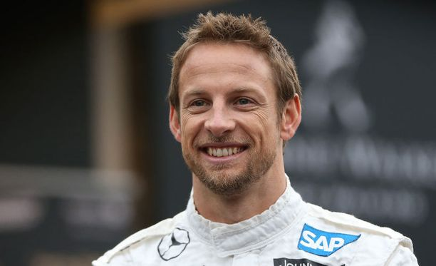 Jenson Buttonin ensi kauden ajopelistä paljastettiin ensimmäiset kuvat.