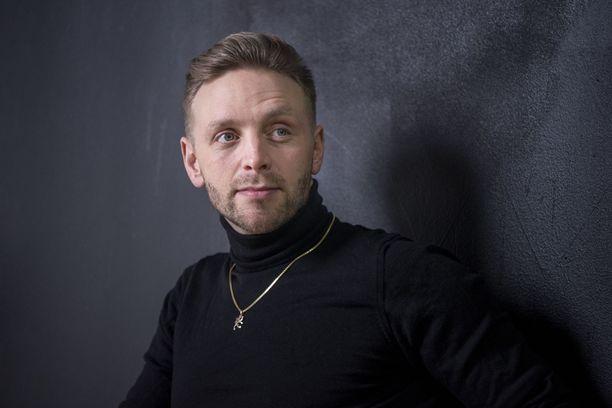 Reino Nordin on tällä hetkellä Suomen suosituimpia artisteja.