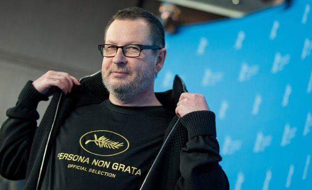 Lars von Trier on palkittu elokuvaohjaaja.