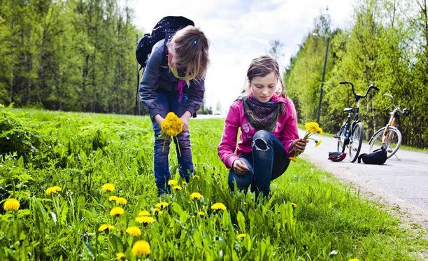 Viikonloppu alkaa kesäisissä merkeissä ainakin Etelä- ja Keski-Suomessa.