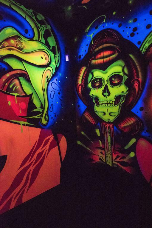 Skin, Skie & Psyke: Nightmares