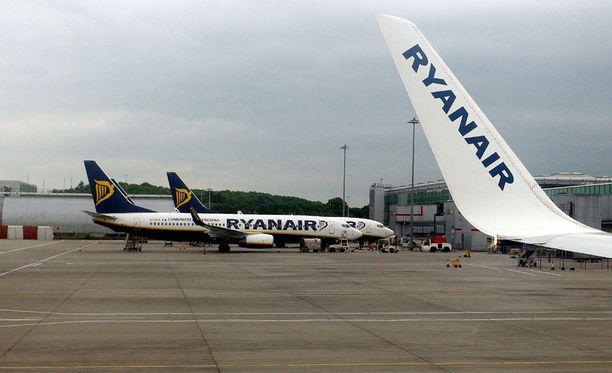 Lentokoneen Polttoaineen Kulutus