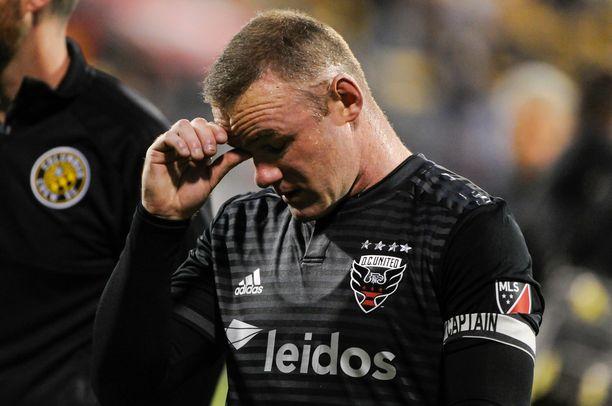 Ansiokkaan jalkapallouransa lisäksi Wayne Rooney on rämpinyt kohuissa.