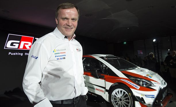 Tommi Mäkinen vakuuttaa, että Toyota Gazoo Racing -tiimi ei ole muuttamassa pois Suomesta.
