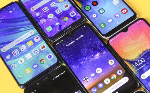 Testissä halvat ja hyvät älypuhelimet: näissä et maksa turhasta