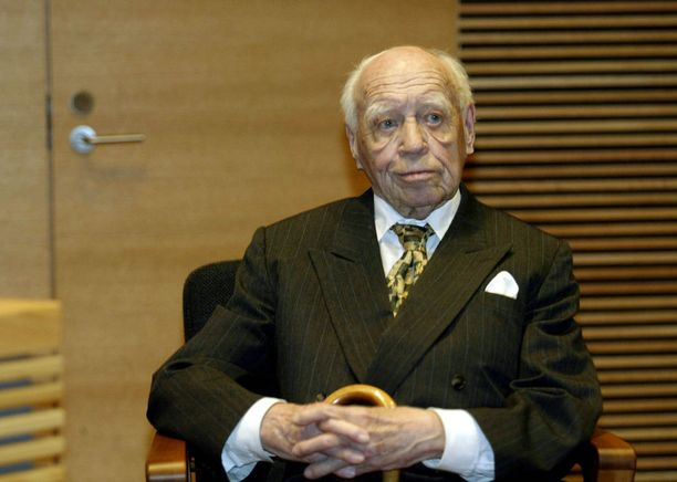 Nokian entinen pääjohtaja Björn Westerlund toimi 26 päivän ajan ministerinä vuonna 1961.