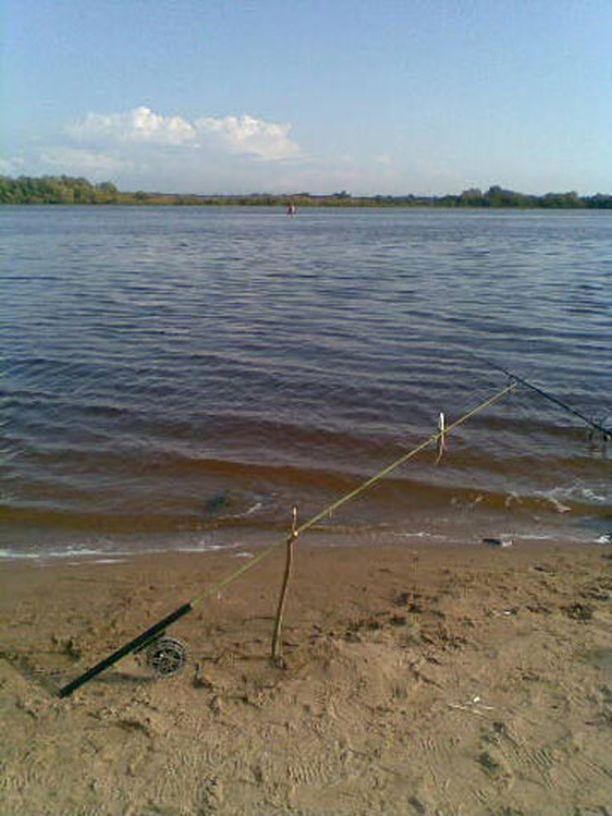 Kalastaminen on taitolaji.